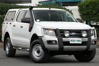Discounted Used Ford Ranger XL Double Cab, Acacia Ridge, 2013 Ford Ranger XL Double Cab PX Utility