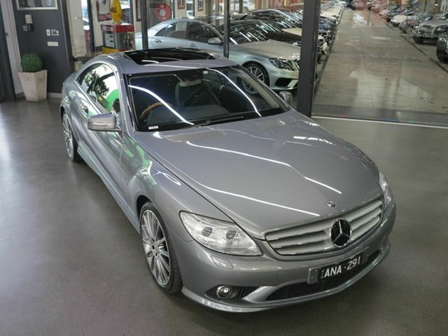 Used Mercedes-Benz CL600, North Melbourne, 2010 Mercedes-Benz CL600 Coupe