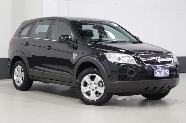 Used Holden Captiva SX (FWD), Bentley, 2009 Holden Captiva SX (FWD) Wagon