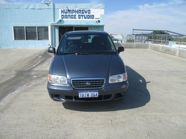 Used Hyundai Trajet, Victoria Park, 2003 Hyundai Trajet Wagon