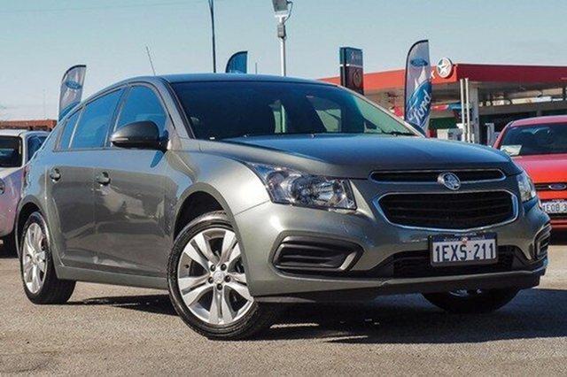 Used Holden Cruze Equipe, Morley, 2015 Holden Cruze Equipe Hatchback