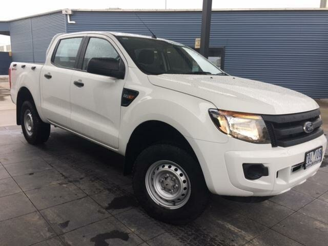 Used Ford Ranger XL 2.2 HI-Rider (4x2), Wangaratta, 2012 Ford Ranger XL 2.2 HI-Rider (4x2) Crew Cab P/Up