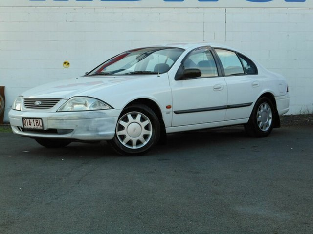 Used Ford Falcon Forte, Moorooka, 2001 Ford Falcon Forte AU II Sedan