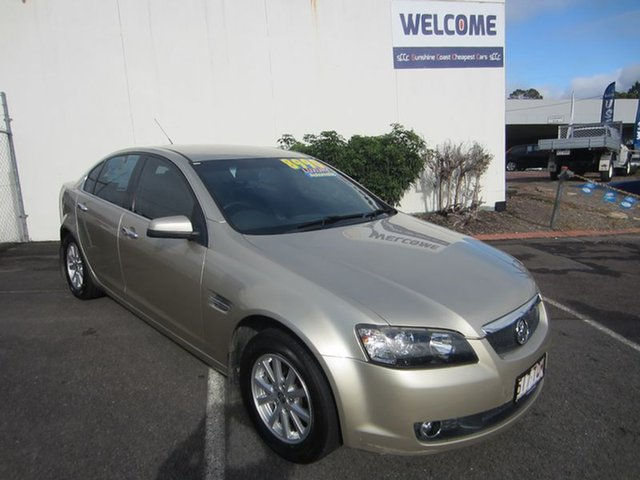 Used Holden Calais, Alexandra Headland, 2006 Holden Calais Sedan