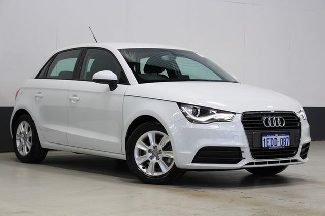 Used Audi A1 Sportback 1.4 TFSI Attraction, Bentley, 2013 Audi A1 Sportback 1.4 TFSI Attraction Hatchback