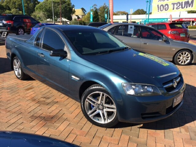Used Holden Commodore Omega, Toowoomba, 2009 Holden Commodore Omega Utility