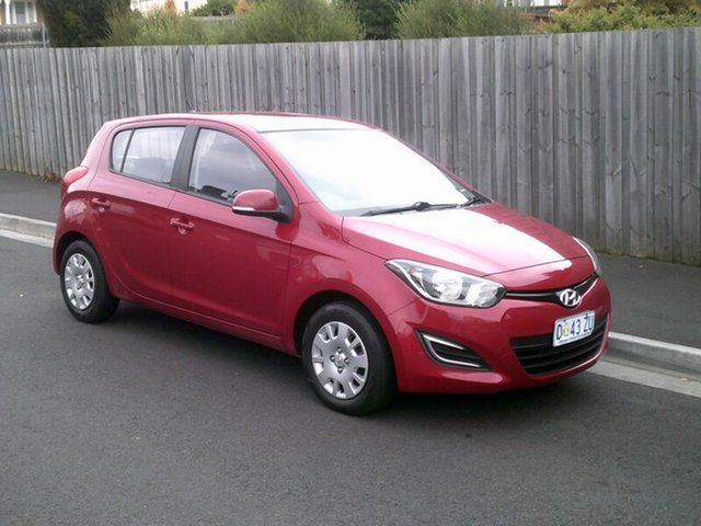 Used Hyundai i20 Active, North Hobart, 2014 Hyundai i20 Active Hatchback