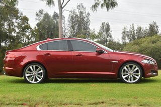 2014 Jaguar XF Premium Luxury Sedan.