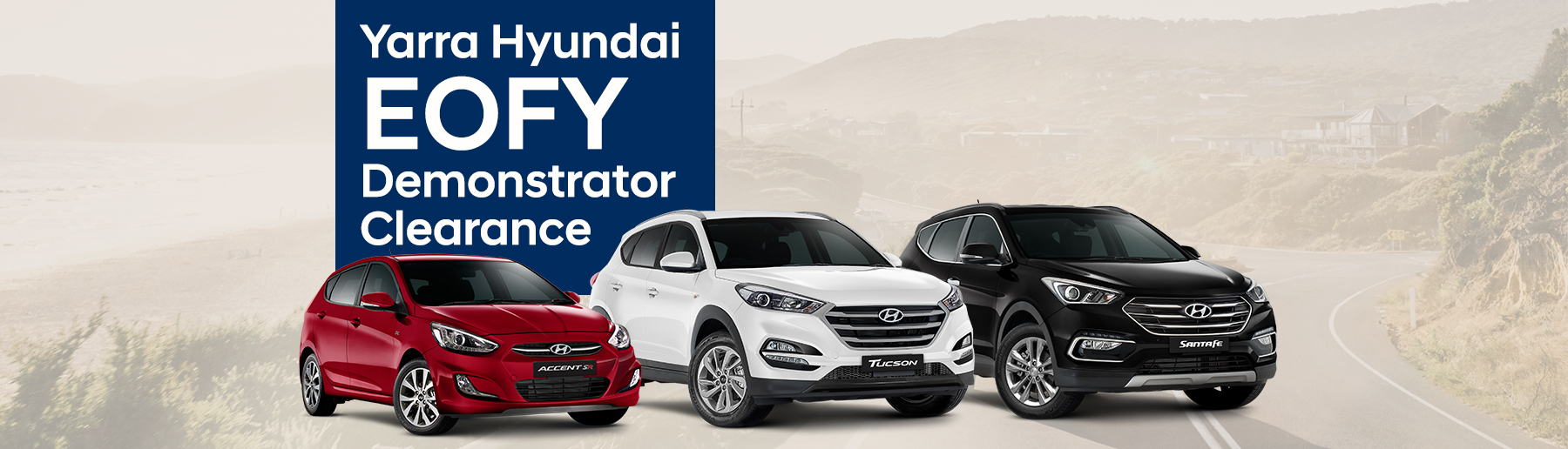 End of Financial Year Demo Sale at Yarra Hyundai