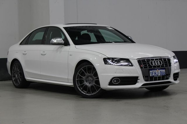 Used Audi S4 3.0 TFSI Quattro, Bentley, 2009 Audi S4 3.0 TFSI Quattro Sedan