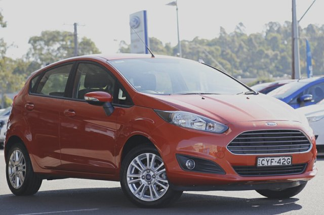 Used Ford Fiesta Trend PwrShift, Southport, 2014 Ford Fiesta Trend PwrShift Hatchback