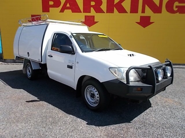 Used Toyota Hilux SR, Winnellie, 2008 Toyota Hilux SR Cab Chassis