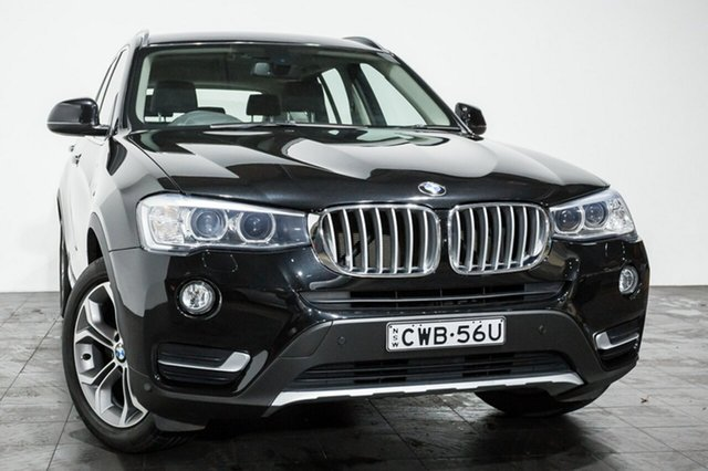 Used BMW X3 xDrive20i Steptronic, Rozelle, 2014 BMW X3 xDrive20i Steptronic Wagon