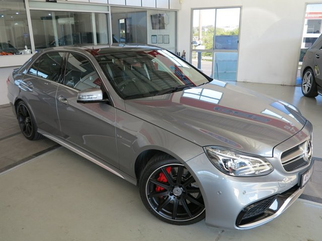 Used Mercedes-Benz E63 AMG SPEEDSHIFT MCT S, Albion, 2014 Mercedes-Benz E63 AMG SPEEDSHIFT MCT S Sedan