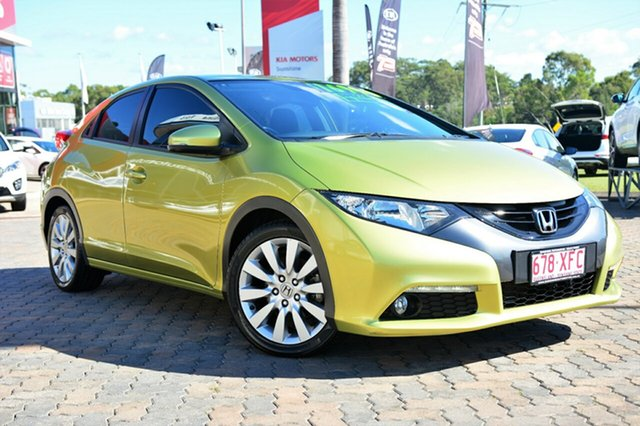 Used Honda Civic VTi-L, Southport, 2012 Honda Civic VTi-L Hatchback