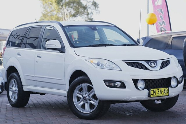 Used Great Wall X240, Narellan, 2011 Great Wall X240 SUV