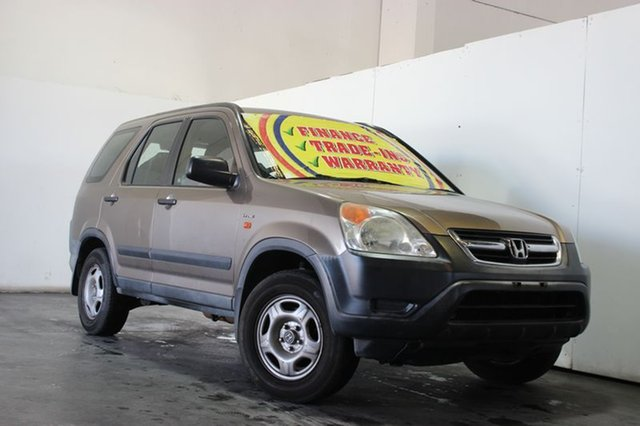 Used Honda CR-V (4x4), Underwood, 2004 Honda CR-V (4x4) Wagon