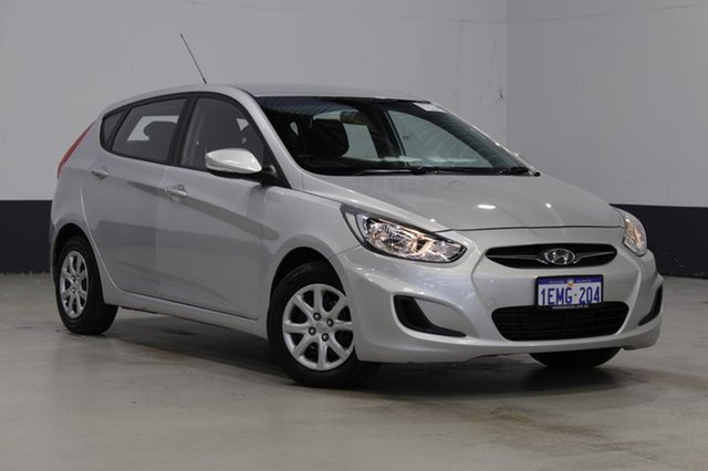 Used Hyundai Accent Active, Bentley, 2014 Hyundai Accent Active Hatchback