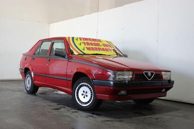 Used Alfa Romeo 75 2.5, Underwood, 1990 Alfa Romeo 75 2.5 Sedan