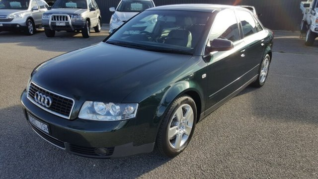 Discounted Used Audi A4 Multitronic, Cheltenham, 2003 Audi A4 Multitronic Sedan