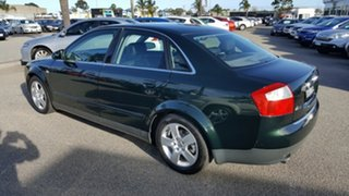 2003 Audi A4 Multitronic Sedan.
