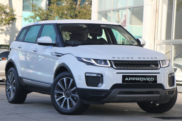 Used Land Rover Range Rover Evoque TD4 180 HSE, Port Melbourne, 2016 Land Rover Range Rover Evoque TD4 180 HSE Wagon