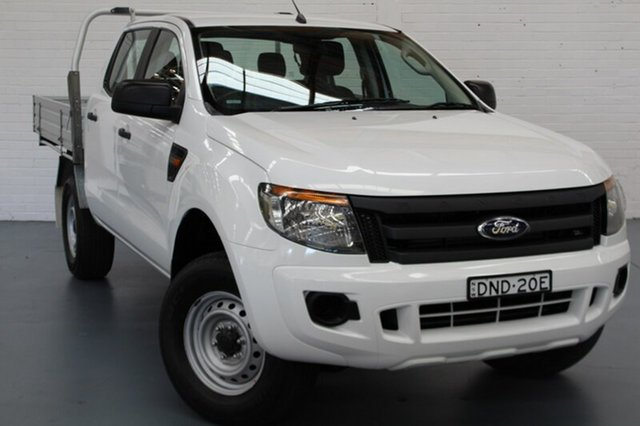Used Ford Ranger XL Double Cab, Hamilton, 2012 Ford Ranger XL Double Cab Cab Chassis