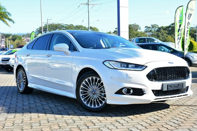 Discounted Demonstrator, Demo, Near New Ford Mondeo Titanium PwrShift, Southport, 2017 Ford Mondeo Titanium PwrShift Hatchback