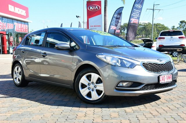 Discounted Used Kia Cerato S, Southport, 2014 Kia Cerato S Hatchback