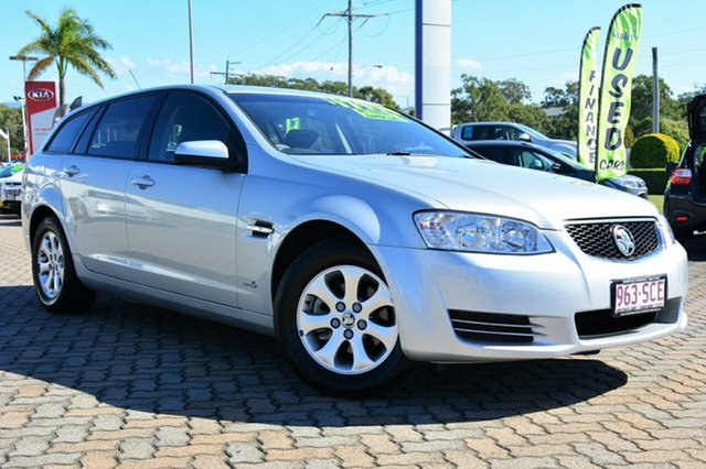 Discounted Used Holden Commodore Omega Sportwagon, Southport, 2012 Holden Commodore Omega Sportwagon Wagon