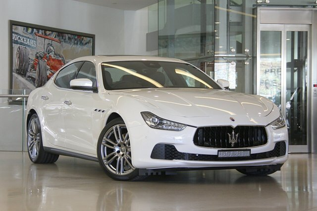 Discounted Used Maserati Ghibli, Waterloo, 2017 Maserati Ghibli Sedan