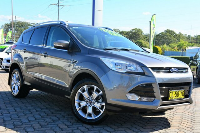 Used Ford Kuga Trend PwrShift AWD, Southport, 2013 Ford Kuga Trend PwrShift AWD Wagon