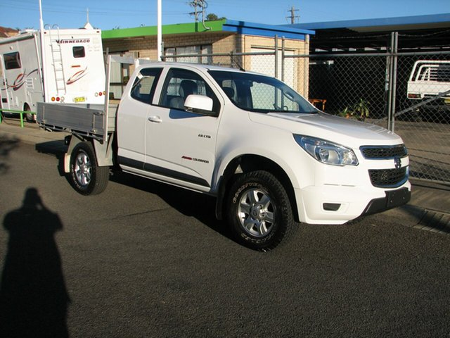 Used Holden Colorado SPACE CAB Diesel TRAYBACK, Casino, 2013 Holden Colorado SPACE CAB Diesel TRAYBACK Spacecab