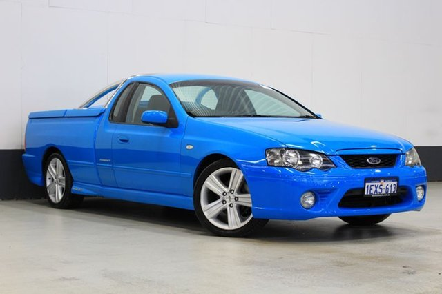 Used Ford Falcon XR6 Magnet, Bentley, 2005 Ford Falcon XR6 Magnet Utility