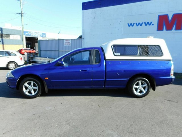 Used Ford Falcon XL Ute Super Cab, Moorooka, 2002 Ford Falcon XL Ute Super Cab AU II Utility