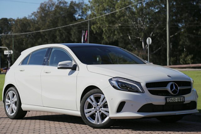 Discounted Used Mercedes-Benz A180 D-CT, Warwick Farm, 2016 Mercedes-Benz A180 D-CT Hatchback