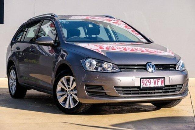 Used Volkswagen Golf 90TSI DSG Comfortline, Moorooka, Brisbane, 2014 Volkswagen Golf 90TSI DSG Comfortline Wagon