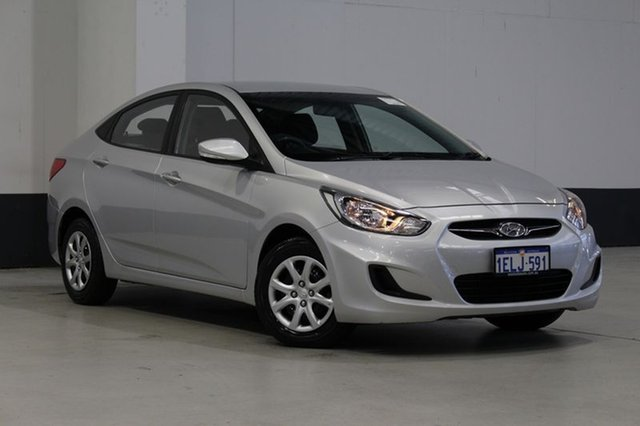 Used Hyundai Accent Active, Bentley, 2014 Hyundai Accent Active Sedan