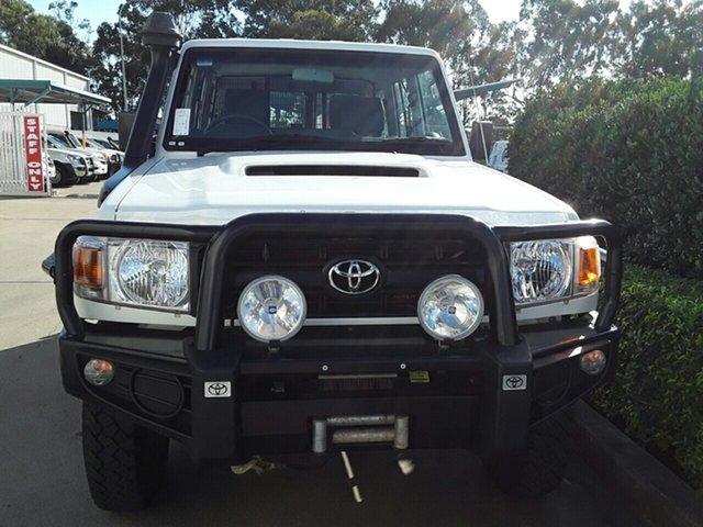 Used Toyota Landcruiser Workmate, Acacia Ridge, 2011 Toyota Landcruiser Workmate VDJ76R MY10 Wagon
