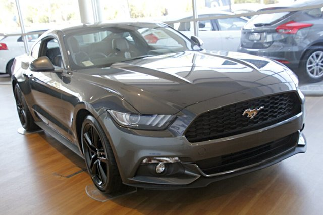 Discounted Demonstrator, Demo, Near New Ford Mustang Fastback SelectShift, Southport, 2017 Ford Mustang Fastback SelectShift Fastback