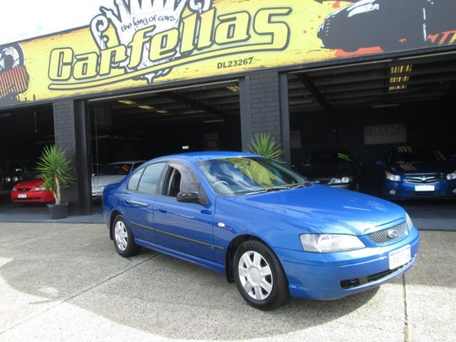 Used Ford Falcon xt mkii, O'Connor, 2005 Ford Falcon xt mkii Sedan