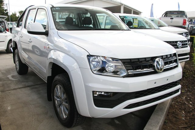New Volkswagen Amarok CORE PLUS 4MOTION, Nowra, 2017 Volkswagen Amarok CORE PLUS 4MOTION 4 x 4 Double Cab Utility