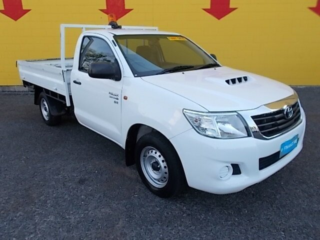 Used Toyota Hilux SR, Winnellie, 2011 Toyota Hilux SR Cab Chassis