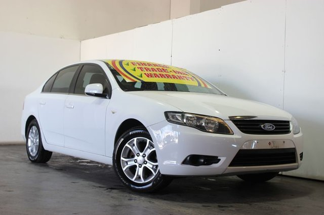 Used Ford Falcon XT (LPG), Underwood, 2010 Ford Falcon XT (LPG) Sedan