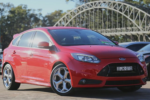 Used Ford Focus ST, Warwick Farm, 2013 Ford Focus ST Hatchback