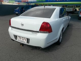 2009 Holden Statesman V8 Sedan.