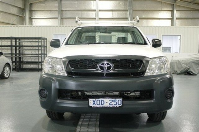 Used Toyota Hilux Workmate, 2010 Toyota Hilux Workmate TGN16R Cab Chassis