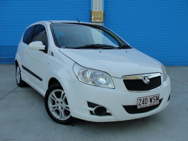 Discounted Used Holden Barina, Ashmore, 2008 Holden Barina Hatchback