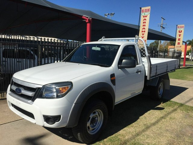 Used Ford Ranger XL (4x4), Toowoomba, 2010 Ford Ranger XL (4x4) Cab Chassis