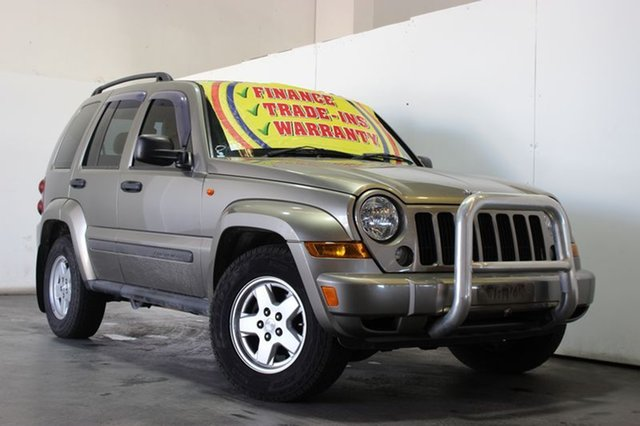 Used Jeep Cherokee Sport (4x4), Underwood, 2007 Jeep Cherokee Sport (4x4) Wagon